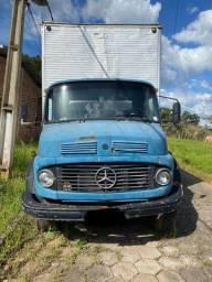Caminhão Mercedes 1111 ano 1969