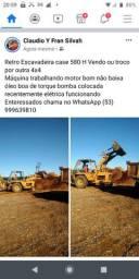 Retro Escavadeira