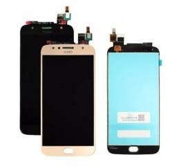 Display Completo / Tela Para Moto G5s Plus XT1802 já instalada