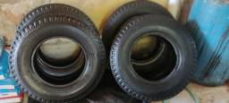 Vendo pneus 750-16