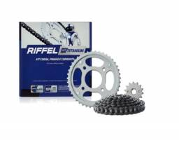 Relação Riffel Titan 150 Fan / Start ** Produtos  Novos