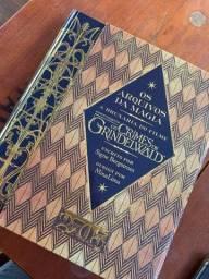 Livro edição de luxo - colecionador
