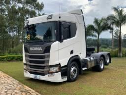 Scania R450 6x2 Cavalinho