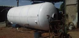 Reservatório de 50 mil litros