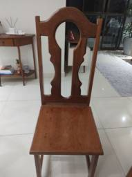 Cadeira madeira Gravatá.