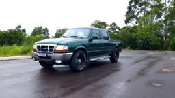 Ford ranger 4x4 xlt 2001