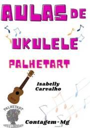 Aulas de Ukulele Palhetart
