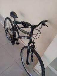 Bicicleta aro 26 com marcha