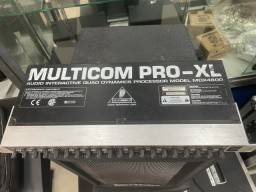 Compressor processador Behringer MDX 4600