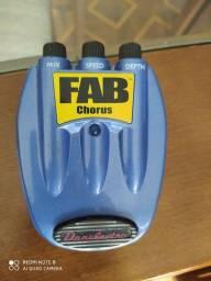 Pedal Danelectro FAB 5 Chorus