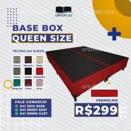 Título do anúncio: Base  Cama Box Tamanho Queen - Entrega Rápida - Com Garantia