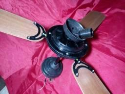Ventilador de Teto ''viva vento'' de 3 pás