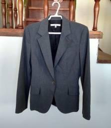 Lote de 2 blazers femininos da Zara (tamanho 38/P)
