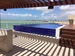 Vendo/Alugo Flat na Beira-Mar de Intermares
