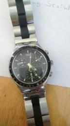 309e0e88e56 Relógio Swatch Irony Stainless Steel