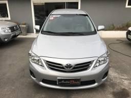 Corolla GLi 1.8 Flex Automático 2013 Completo!! Único dono - 2013
