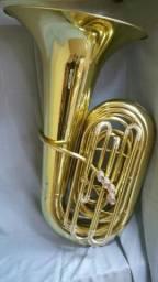 Tuba Reynolds 5/4 Compacta - Americana