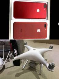 Apple iphone 7 Plus red 128