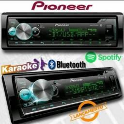 Pioneer Karaokê/Lançamento Novo Golfinho