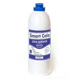 Smart Cola - Cola Acrílica - Smartop - Multiuso - (Tubo: 1Kg)