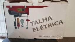 Guincho Talha elétrica 6000/1200 KG