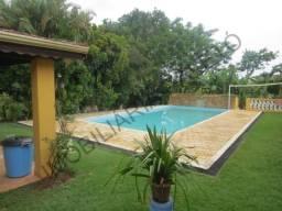 REF 1152 Sítio 4 alqueires, casa sede, piscina, açudes, curral, rio, Imobiliária Paletó