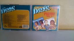 CD Dose Dupla Milionario e Jose Rico Vol. 3 original Semi-novo