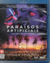 Blu-ray - Paraisos Artificiais