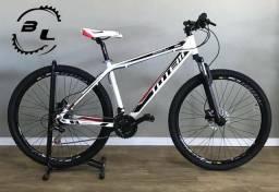 Bikes novas 29 alumínio totem freios hidráulicos $1.190 12x107,50 cartao