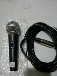 Microfone profissional produto novo faço entrega