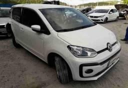 Sucata VW UP TSI E UM MPI 2018  *