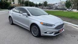 Ford fusion 2017/2017 2.0 titanium fwd 16v gasolina 4p automático - 2017