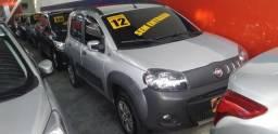 Fiat Uno 2012 Way 1.0 Flex - 2012