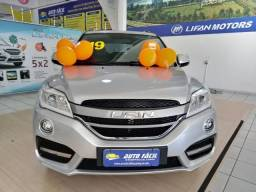Lifan X60 Talent 1.8 Gas Manual 18/19 só 62.990 - 2019