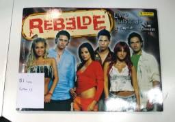 Álbum de fotos do REBELDE
