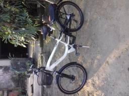 Bicicleta eletrica sem baterias