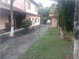Sítio com 5 dormitórios à venda, 1997 m² por R$ 1.500.000,00 - Várzea das Moças - Niterói/