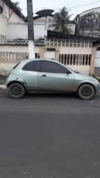 Troco em Kombi em boas condução - 2001