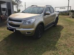 Camioneta S10 Pick-up LTZ 2.4 Flex 4x2 cabine dupla - 2013