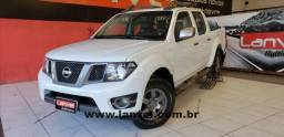 FRONTIER 2016/2016 2.5 SV ATTACK 4X4 CD TURBO ELETRONIC DIESEL 4P AUTOMÁTICO - 2016
