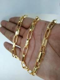 248b7261d9a Cordão Moeda antiga ( Banhado a ouro)