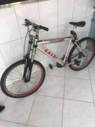 Vendo Bicicleta Caloi Aluminio