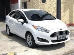 Ford New Fiesta Sedan 1.6 SE 15/15 Automático - 2015