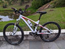 Bicicleta Bike Mtb Full Lapierre Suspensão Fox