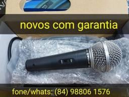 Microfone profissional 1 ano de garantia