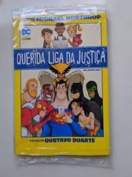 HQ Querida Liga da Justiça Lacrado