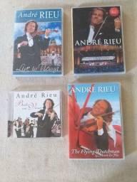 Coleção de DVDs André Rieu