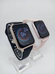 R$165 relógio inteligente B58