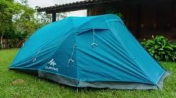 Barraca De Camping 3 Pessoas Arpenaz 3 - Quechua