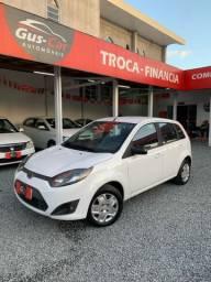 Ford - Fiesta 1.0 Hatch Basico 2014 Financia 100%